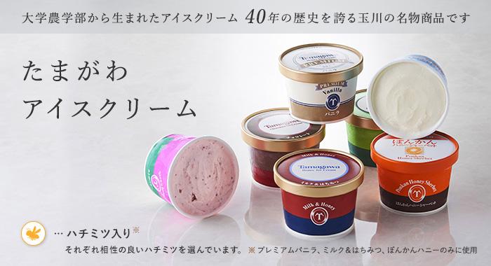 たまがわアイスクリーム