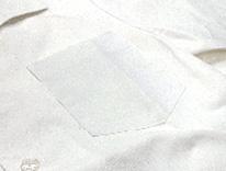 半袖玉シャツ-ポケット